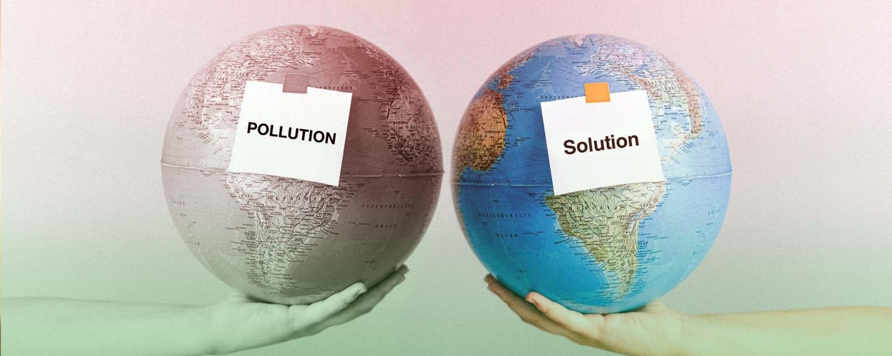 Be the part of Solution, Not the part of Pollution