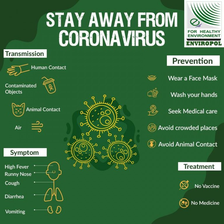 Stay Safe - COVID-19