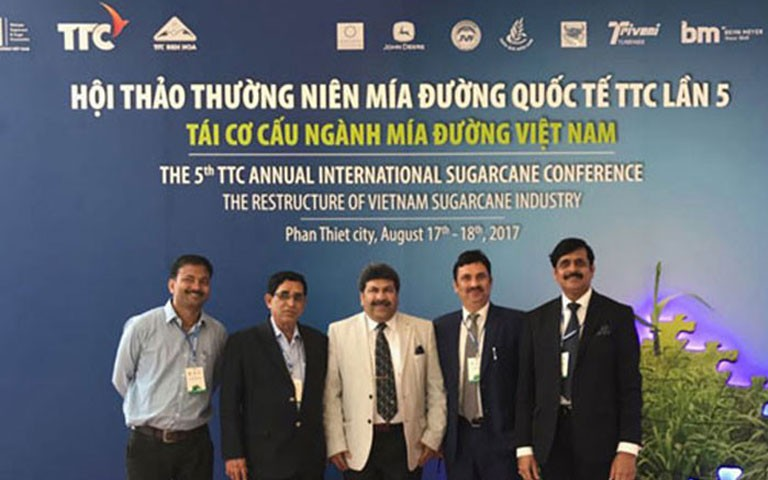 Speaker Of The 5th TTC Annual International Sugarcane Conference
