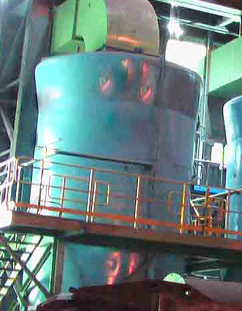 Electrostatic Dust Collector System